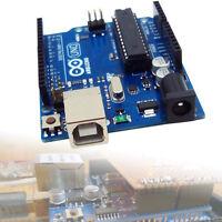 for Arduino UNO R3 MEGA328P ATMEGA16U2 Entwicklungsplatine+USB Kabel Kompatibel