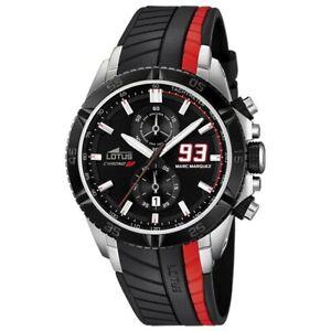 Reloj Lotus Marc Marquez para caballero 18103/3 Cronografo Antes 249€