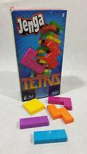 Jenga Tetris Game by HASBRO - 47 Colourful Blocks 2012 skill Board Game Family