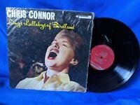 "Chris Connor ""Sings Lullabys of Birdland"" LP Bethlehem BCP 6004 Jazz 1956"