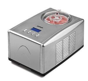 Gelatiera autorefrigerante  G3 Ferrari gelataio macchina gelato G20035 - Rotex