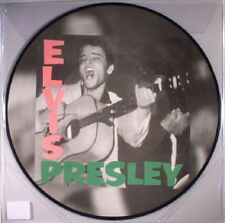 Elvis Presley Picture Disc 33RPM Speed Music Records