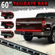 "60"" Truck Tailgate Light Bar LED Red/White Reverse Stop Running Turn Signal"
