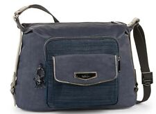 KIPLING CHIPPER ECLIPSE BLUE Bl Crossbody Shoulder Handbag Bag BNWT K1544838H