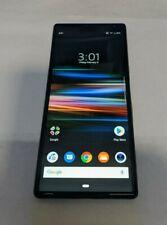 Sony Xperia 10 Plus 64Gb(I3223)- Black- Gsm Unlocked-No Sim Card Tray-Read Below