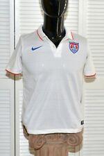Nike USA Soccer National Team Logo Dry Fit Ultra Soft Polo boy's Large