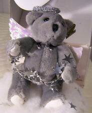 """Annette Funicello """"Silver Lining"""" Plush Angel Bear"""