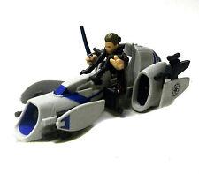Star Wars Galactic Heroes Anakin Skywalker & Speeder Bike Figura Rara