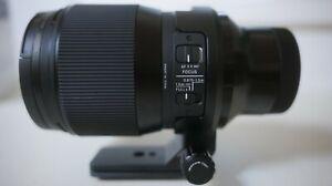 Sigma 135mm f/1.8 Art L Mount Lens