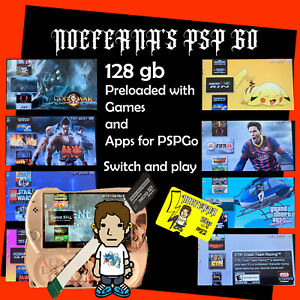 128 micro SD + m2 to memory stick pro duo adapter for PSP Go
