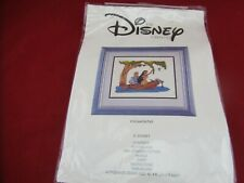 The Disney Catalog Cross Stitch Kit Pocahontas New