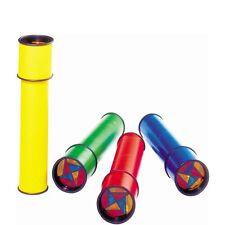 Caleidoscopio de color, top estilo tradicional, girando