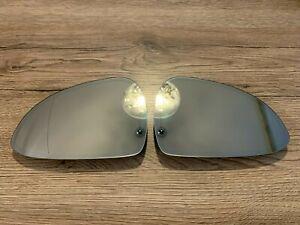 Porsche 911 Boxster Cayman 991 981 OEM LH & RH mirror glass SET heating dimming