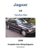 jaguar xj6 vanden plas | eBay on