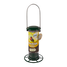 Peckish Nyger Feeder - Easy Fill And Clean