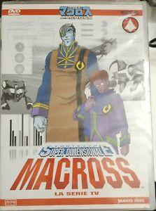 DVD MACROSS VOL: 3,4,5,6,7,8 NUOVI ORIGINALI ACQUITABILI NEL MIO NEGOZIO