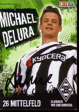 Michael DELURA * AUTOGRAPHE / DEDICACE *Borussia M'GLADBACH - 2006/2007