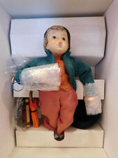 "M. J. HUMMEL ""The M.I. Hummel Doll "" Merry Wander "" by Goebel ~ 13"" West Genmany"