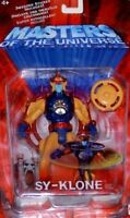 Sy-Klone Masters of the Universe MOTU Action Figure Mattel 2002 NIB He-Man