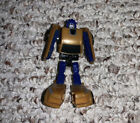 Transformers Reveal the Shield Gold Bumblebee Complete RTS Legends Goldbug