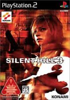 Used PS2 Silent Hill 3