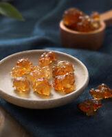 御名坊云南精选优质野生天然食用珍珠粒桃胶桃花泪 Yu Ming Fang Yunnan Selected Natural Wild Peach Gum 200g