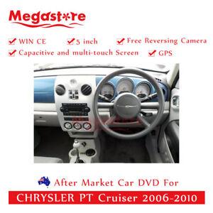 """5"""" Car DVD GPS Navi Head Unit Stereo For CHRYSLER PT Cruiser 2006-2010"""
