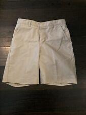 Flynn And O'Hara Tan Shorts ** Boys 16 Husky ***