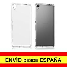 Funda Silicona para SONY XPERIA XA Protector Transparente TPU ¡ESPAÑA! a2329