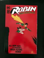 ROBIN: 80TH ANNIVERSARY 100 PAGE SPECTACULAR #1A DC COMICS 2020 NM+ WEEKS COVER