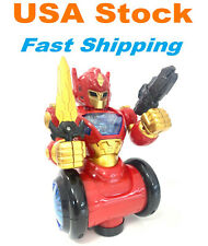 Dancing Robot, Optimus Prime, Swinging Head/Arm, Chest/Wheel Light/Sound