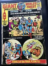 WORLD'S FINEST #206 November 1971 DC Comics
