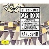 Richard Strauss: Capriccio - Cond. Karl Bohm. DG. (2 CDs)
