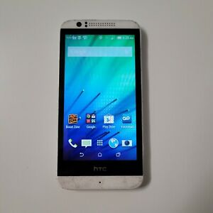 HTC Desire 510 Smartphone (Boost Mobile) - 4 GB White - Poor Condition
