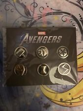 Marvel Avengers 2020 Crystal Dynamics Promotional Pins