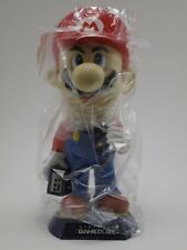 Mario Bobblehead Target Exclusive Nintendo Gamecube Limited Switch Wii Super COA