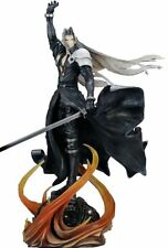 SQUARE ENIX STATIC ARTS FINAL FANTASY VII Sephiroth figure doll Japan FF 61B