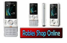Sony ERICSSON w205 White (Senza SIM-lock) 4 nastro 1,3mp Radio Bluetooth WALKMAN Top