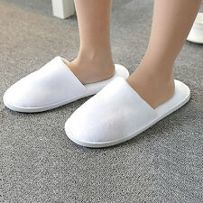 HOT Disposable Slippers Hotel Slippers SPA Motel Travel Size Fit All 29.5*9.5cm