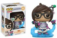 Mei Snowball Outfit Overwatch Blizzard Game POP! Games #18 Vinyl Figur Funko