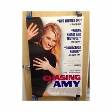 CHASING AMY Original Home Video Poster Ben Affleck