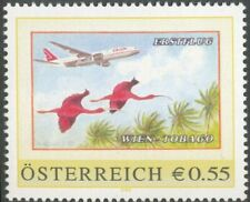 PM - Personalisierte Marke - Erstflug Wien - Tobago - Postfrisch ** - 000120