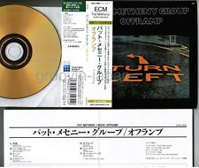PAT METHENY Offramp JAPAN Mini-LP CD 24k GOLD UCCE-9035 w/OBI+INSERT Free S&H/PP
