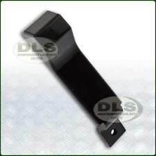 Door Lock Button Black Anodised Alluminum Land Rover Defender (DA8943)