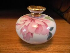 Lenox Barrington Collection Perfume Bottle Flower Design Made in the U.S. Nice