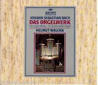 Bach: Oeuvres Pour Orgue ( Orgue Works) / Helmut Walcha - CD Archiv