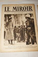 GUERRE 14 18-WW 1-LE MIROIR N°111 LOOS MINES SOUAIN ARTILLERIE LAMPERNISSE