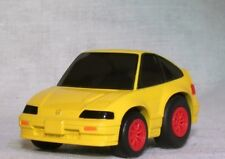 JAPAN TOMY CHORO Q CR-X CRX Si VARIETY PACK YELLOW VINTAGE SPORT CAR RARE