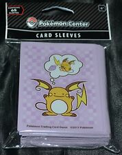 65 Ditto As Raichu Manches Pokemon Carte de Collection Match TCG HOUSSES Taies F