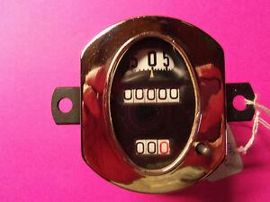 Model A Ford 28/30 Stewart Warner Oval Rebuild Speedometer GUARANTEED ((SALE))